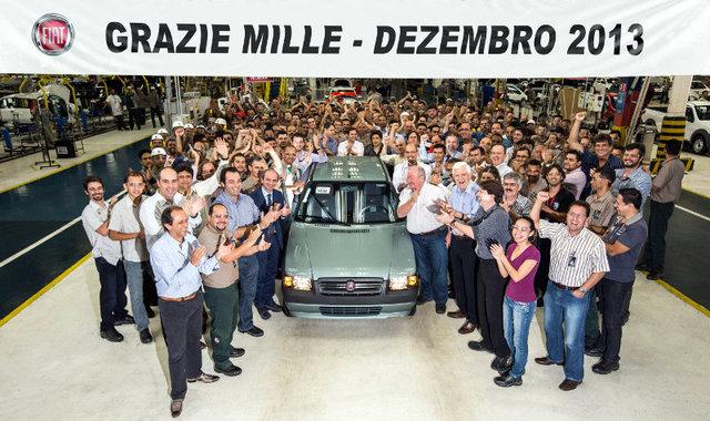 Fiat Brasile 40 anni (1976-2016) - Pagina 7 Grazie_Mille_2