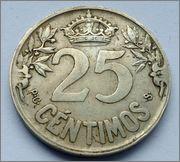 25 céntimos 1925. Alfonso XIII 25_centimos_1925_Espa_a_Alfonso_XIII_2