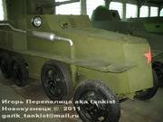 Советский плавающий бронеавтомобиль ПБ-4,  Танковый музей, Кубинка 4_004