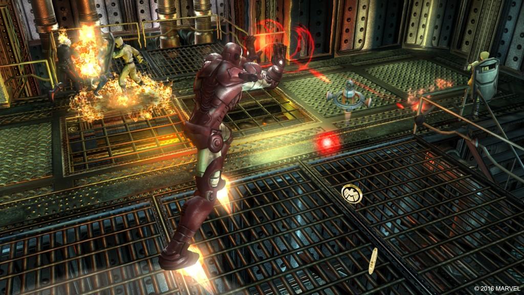 [جديد] تحميل لعبة الأكشن الرائعة Marvel Ultimate Alliance للــ PC على أكثر من سيرفر Utyutu