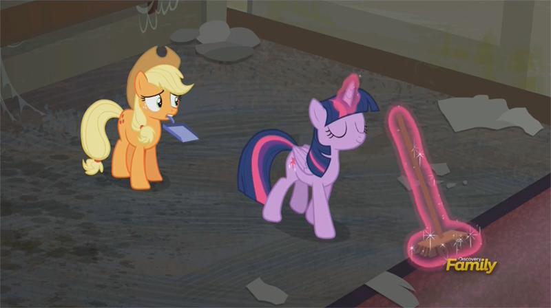 "S06E09 ""The Saddle Row Review"" Image"
