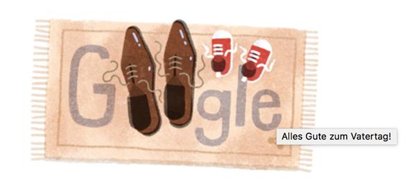 Google Doodle Symbolik - Seite 2 Vatertag
