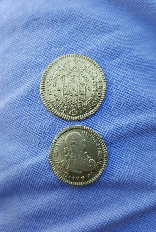 1 escudo 1797. Carlos IV. Popayan 20160713_183829_1