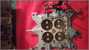 Holley 650cfm DP with Ford A/T Lever Total Tear Down and Rebuild 2016_04_25_01_34_41