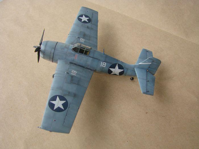F4F-4 Wildcat, Hasegawa, 1/72 DSC02003