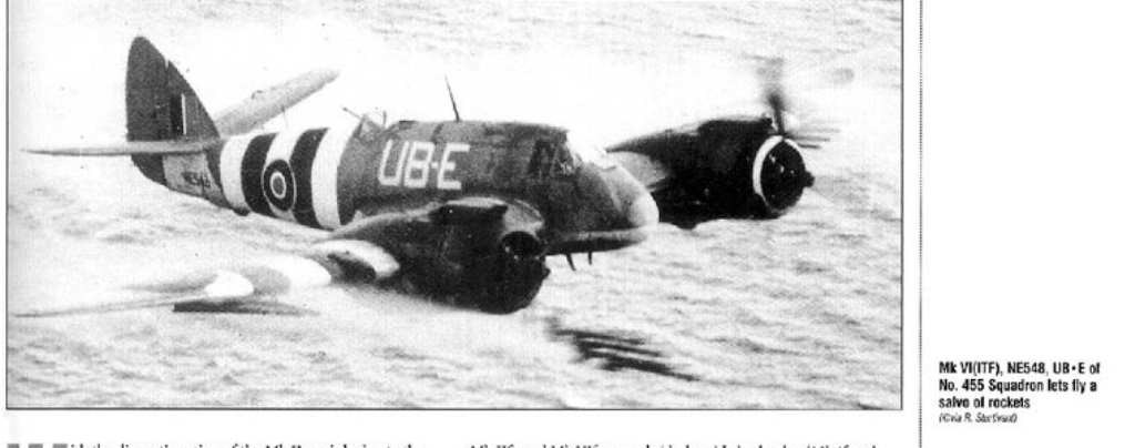 Bristol Beaufighter Mk.X 1/72 (Hasegawa) 033