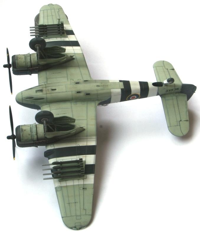 Bristol Beaufighter Mk.X 1/72 (Hasegawa) IMG_3948