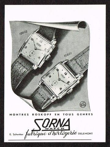 Publicidade dos meus Vintage Sorna_1945