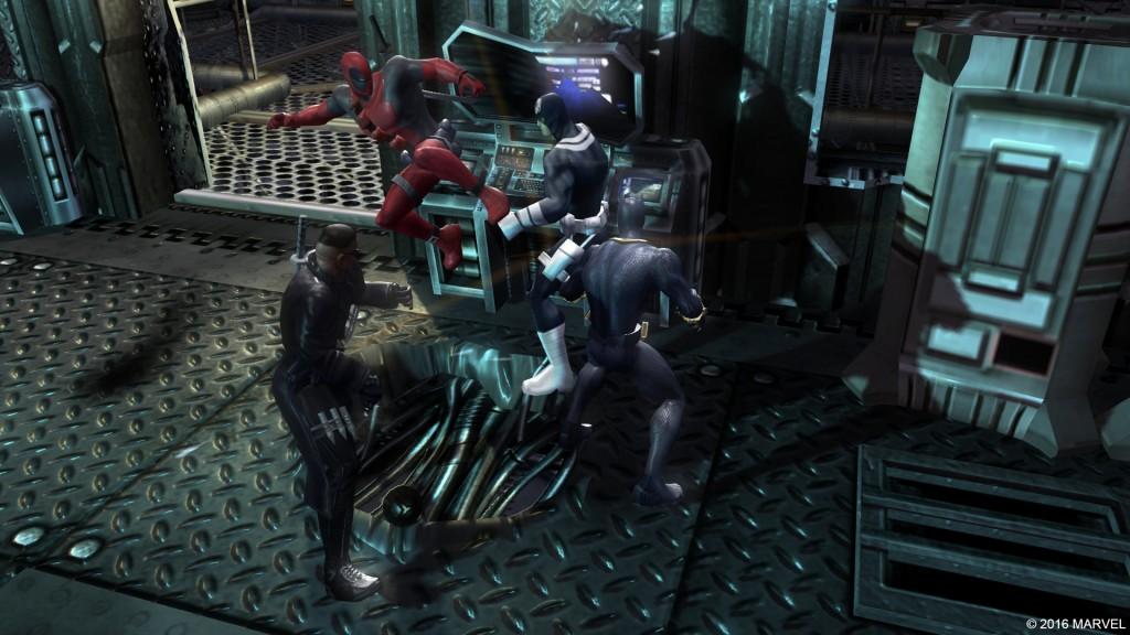 [جديد] تحميل لعبة الأكشن الرائعة Marvel Ultimate Alliance للــ PC على أكثر من سيرفر Steamcommunity