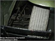Советский средний бронеавтомобиль БА-3, Танковый музей, Кубинка 6_021