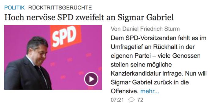 Umfrage / Vorerklärung: Wer wird SPD-Kanzlerkandidat? Gabriel_02
