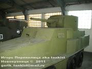Советский плавающий бронеавтомобиль ПБ-4,  Танковый музей, Кубинка 4_011