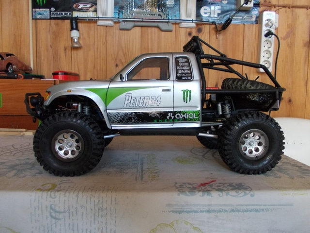 Axial scx10 Jeep Wrangler Unlimited Rubicon KIT - Página 6 Image