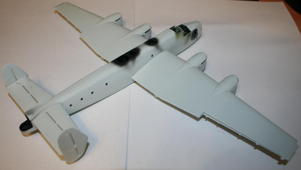 Halifax B Mk.I 1/72 Revell IMG_3652