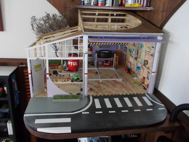 Diorama: Fabrica de remolques Peter34 Taller_3