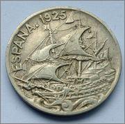25 céntimos 1925. Alfonso XIII 25_centimos_1925_Espa_a_Alfonso_XIII_1
