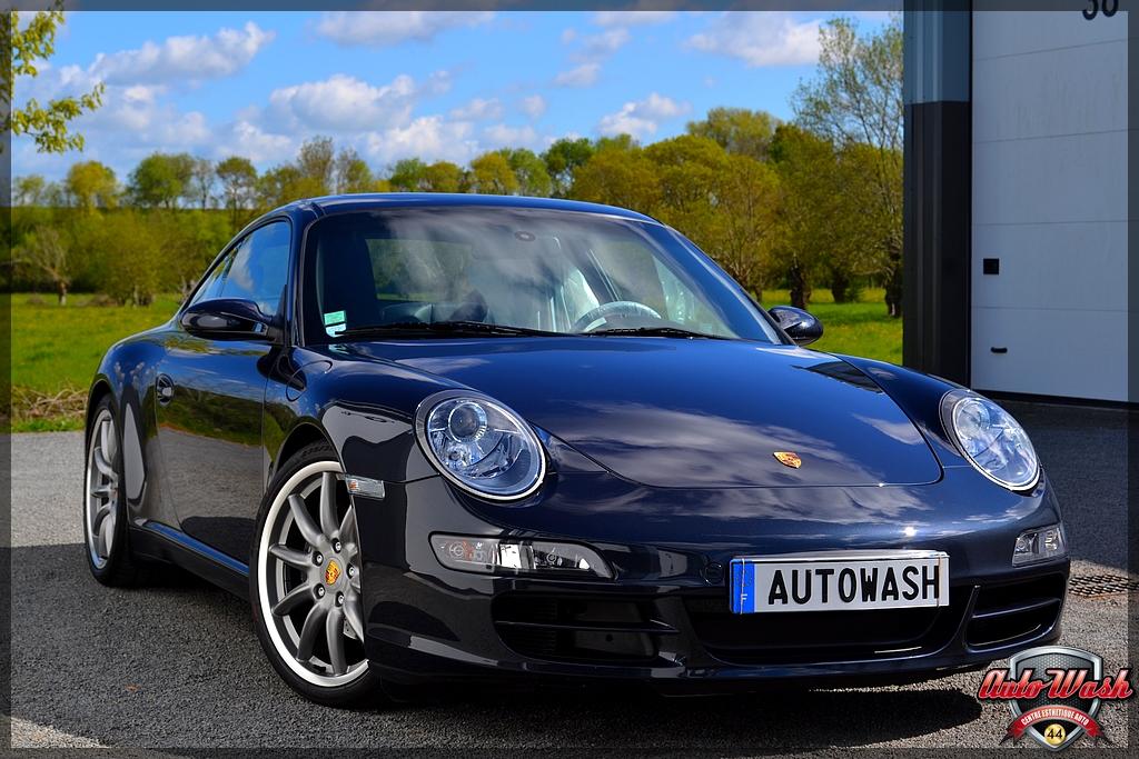 Bastien, d'AutoWash44 / Vlog n°6 - Macan S, 997 et 911 GT3 - Page 4 001_49