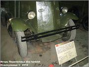 Советский средний бронеавтомобиль БА-3, Танковый музей, Кубинка 6_001