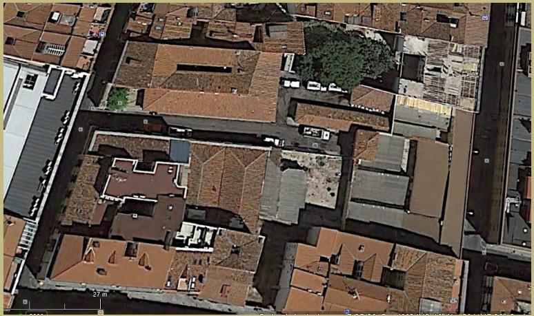 Derribo del cantón de limpieza de Las Letras. Screenshot_204