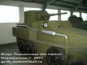 Советский плавающий бронеавтомобиль ПБ-4,  Танковый музей, Кубинка 4_003
