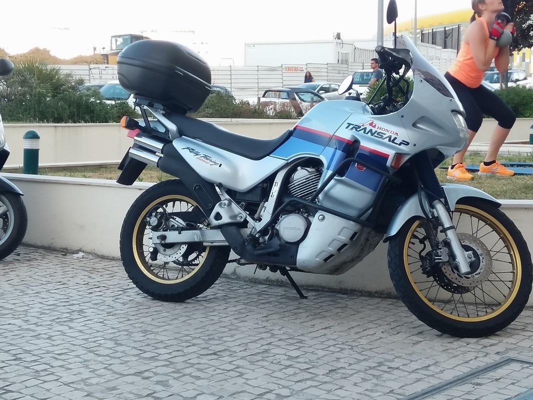 XL600V 50th Moto