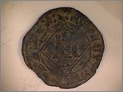 Blanca del Ordenamiento de Segovia de 1471 Enrique IV de Castilla 1454-1474 Burgos. R177_1