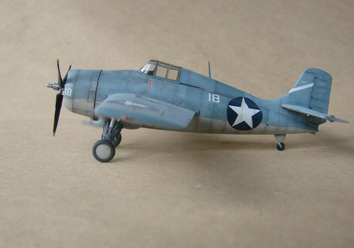 F4F-4 Wildcat, Hasegawa, 1/72 DSC02004