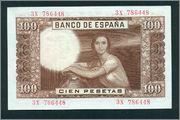 100 Pesetas, 1953 (Pareja Para los amantes de las últimas Series 3X ) Scan_161270014_copia