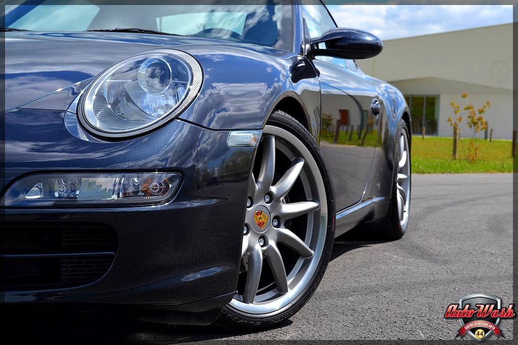 Bastien, d'AutoWash44 / Vlog n°6 - Macan S, 997 et 911 GT3 - Page 4 001_58