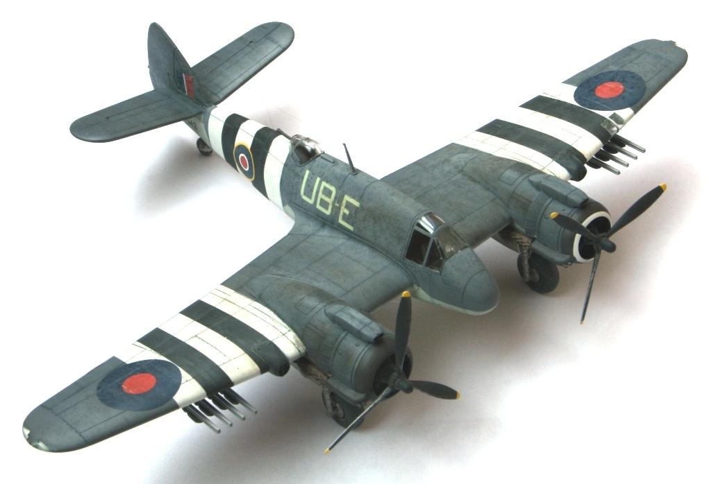 Bristol Beaufighter Mk.X 1/72 (Hasegawa) IMG_3947