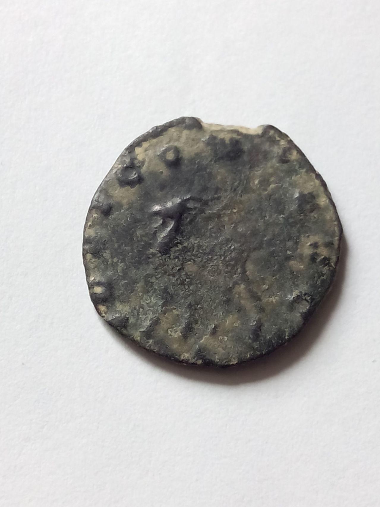 Antoniniano de Galieno. DIANAE CONS AVG. Antílope o gacela. Ceca Roma. IMG_20160427_122244_1