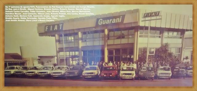 Fiat Brasile 40 anni (1976-2016) - Pagina 6 Guarani