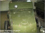 Советский средний бронеавтомобиль БА-3, Танковый музей, Кубинка 6_005