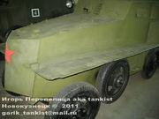 Советский плавающий бронеавтомобиль ПБ-4,  Танковый музей, Кубинка 4_010