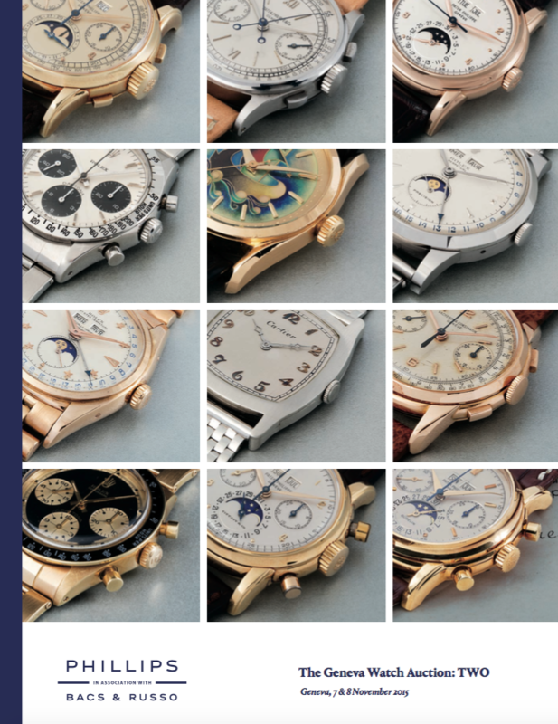 Catálogos - Phillips The Geneva Watch Auction: One / Two / Three The_Geneva_Watch_Auction_TWO