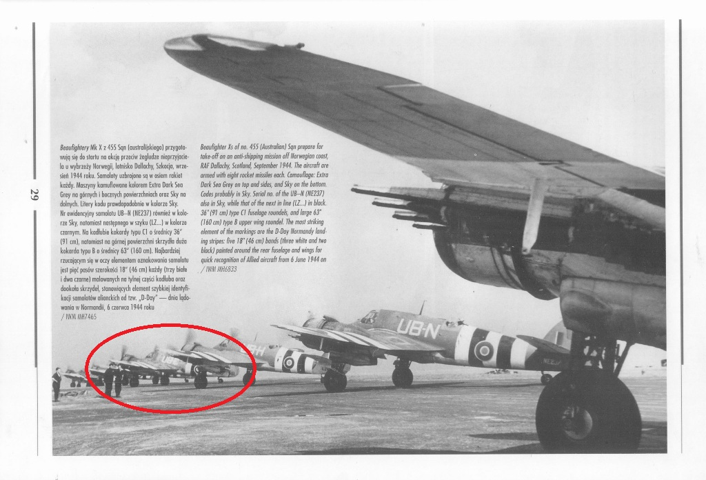 Bristol Beaufighter Mk.X 1/72 (Hasegawa) 031