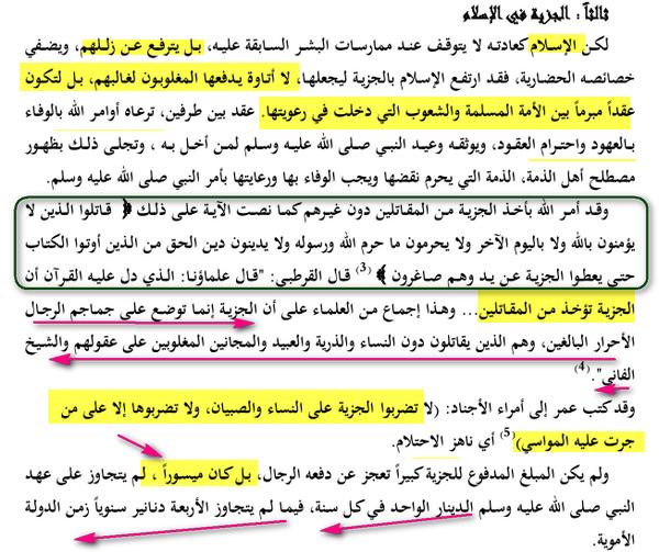 الجزية في الاسلام Image