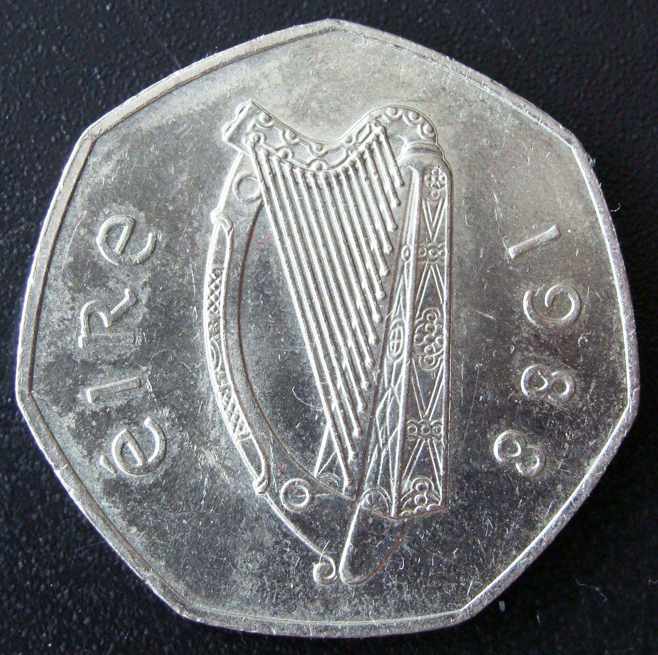 50 Peniques. Irlanda (Milenario de Dublín) IRL_50_Peniques_Milenario_Dubl_n_anv