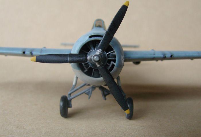 F4F-4 Wildcat, Hasegawa, 1/72 DSC02014