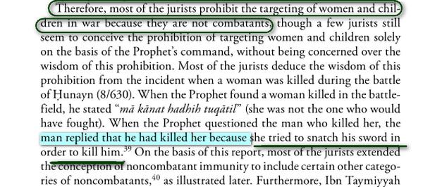 Code Militaire en Islam le plus Moral le Plus Humain 113