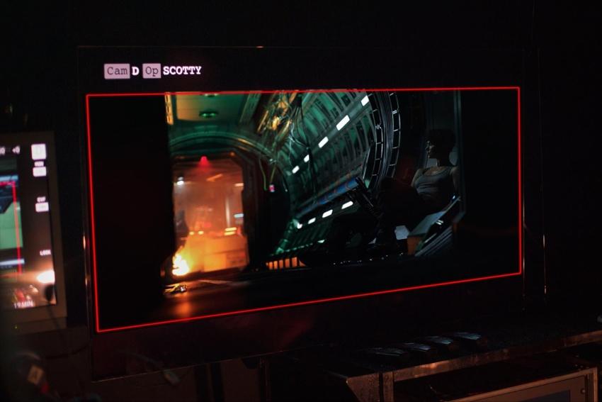 FUJIMI Police Spinner + Custom Set (Blade Runner) Alien_Covenant_Daniels_01