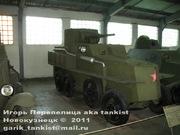 Советский плавающий бронеавтомобиль ПБ-4,  Танковый музей, Кубинка 4_002