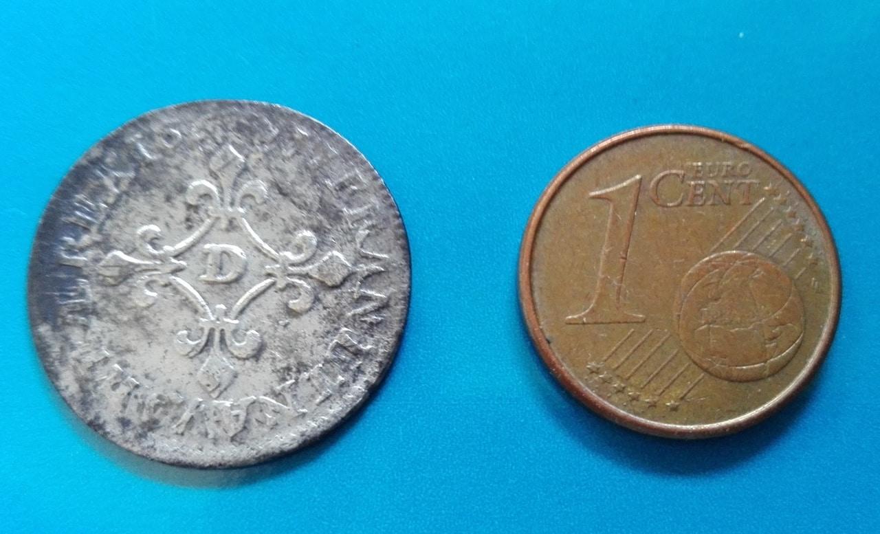 4 sols luis XIV 1677, Lyon 4_sols_luis_XIV_5