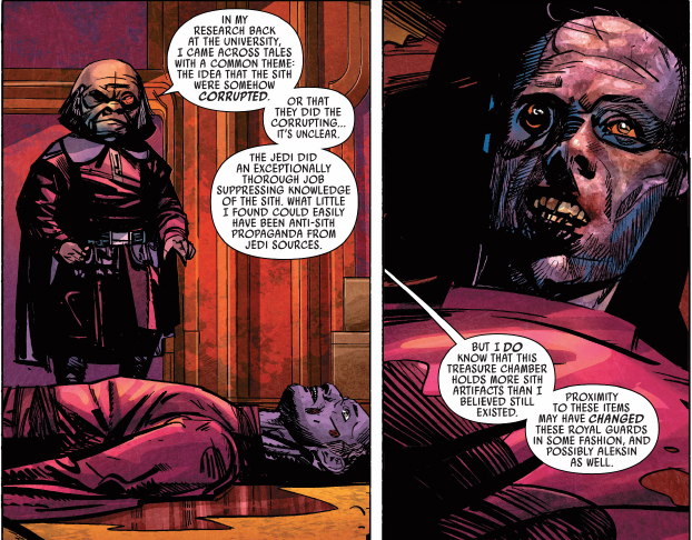 ARCHIVE: Discussion: Spoilers/Rumors - 7 - Page 22 Sith