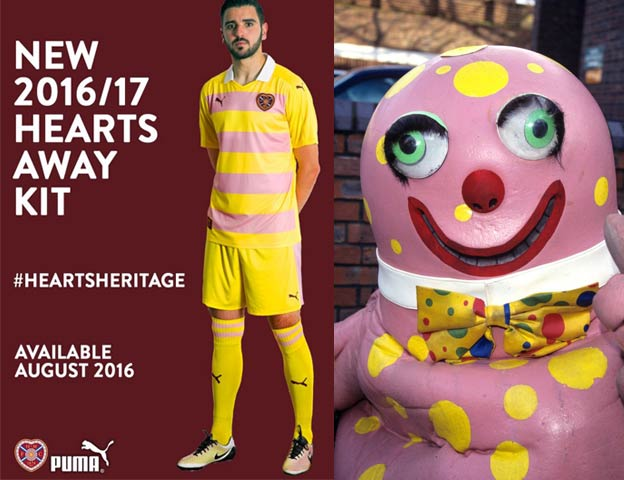 NUFC Home Kit 2016/17? - Page 2 Hearts