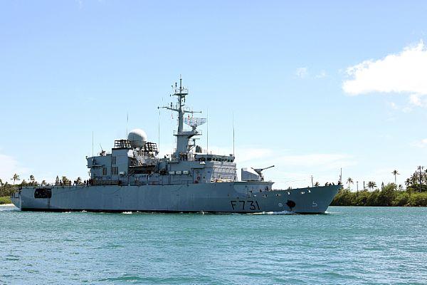 Ejercicio RIMPAC 2016 - La Armada de Mexico ya esta enfilada a participar entre Junio y  Agosto del 2016!!! - Página 2 A_FS_PRAIRIAL_F_731_FRANCE_FRIGATE