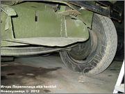 Советский средний бронеавтомобиль БА-3, Танковый музей, Кубинка 6_009