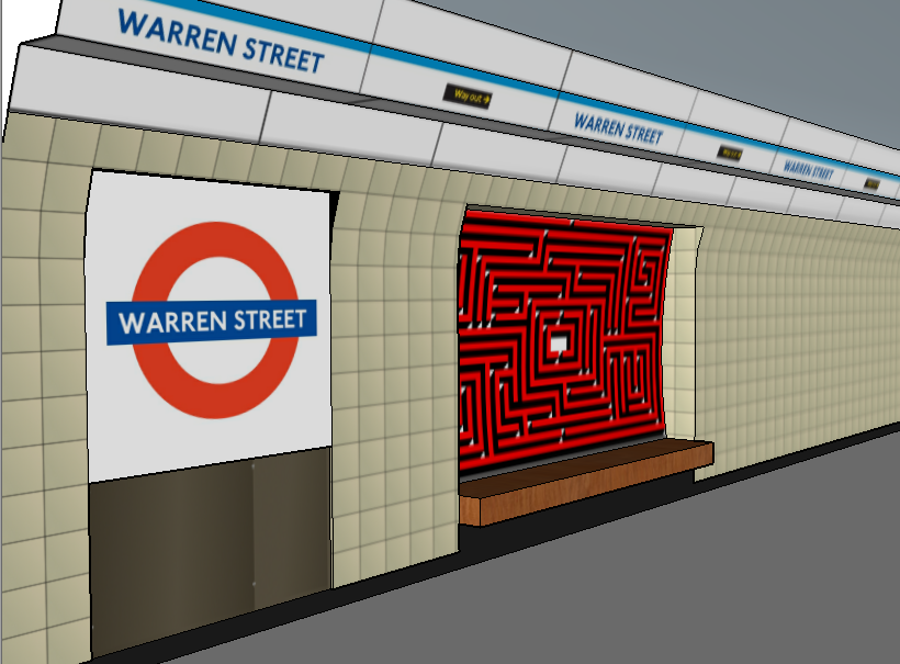 Revamp of the Victoria Line Warrenstreetwip