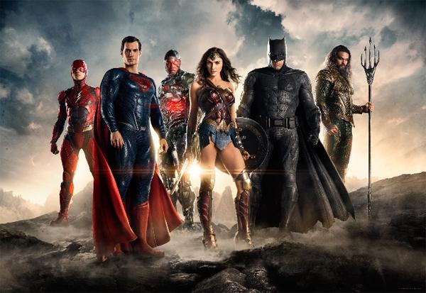 La Liga de la Justicia: Parte 1 (Justice League) (2017) 519656