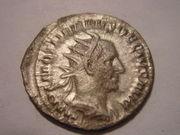 Antoniniano Trajano Decio. VICTORIA AVG. Roma Image
